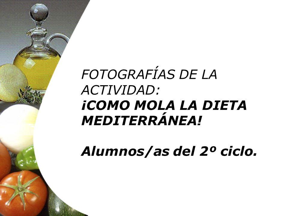 FOTOGRAFÍAS DE LA ACTIVIDAD: