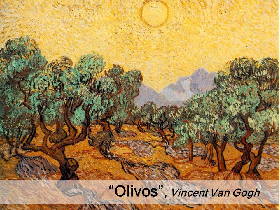 Olivos , Vincent Van Gogh