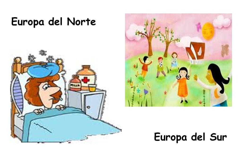Europa del Norte Europa del Sur