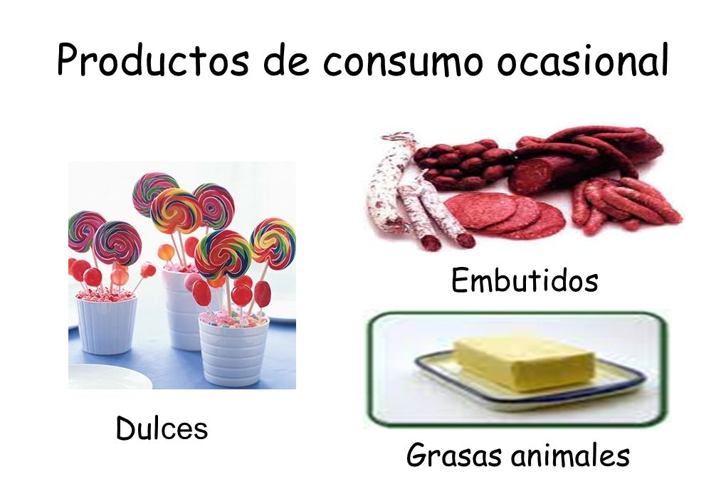 Productos de consumo ocasional