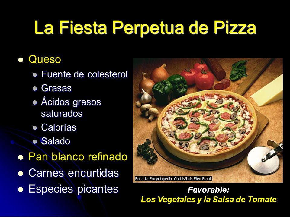La Fiesta Perpetua de Pizza