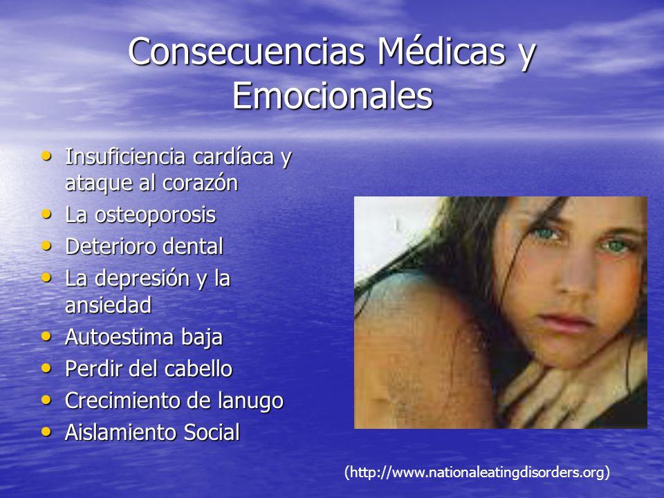 Consecuencias Médicas y Emocionales
