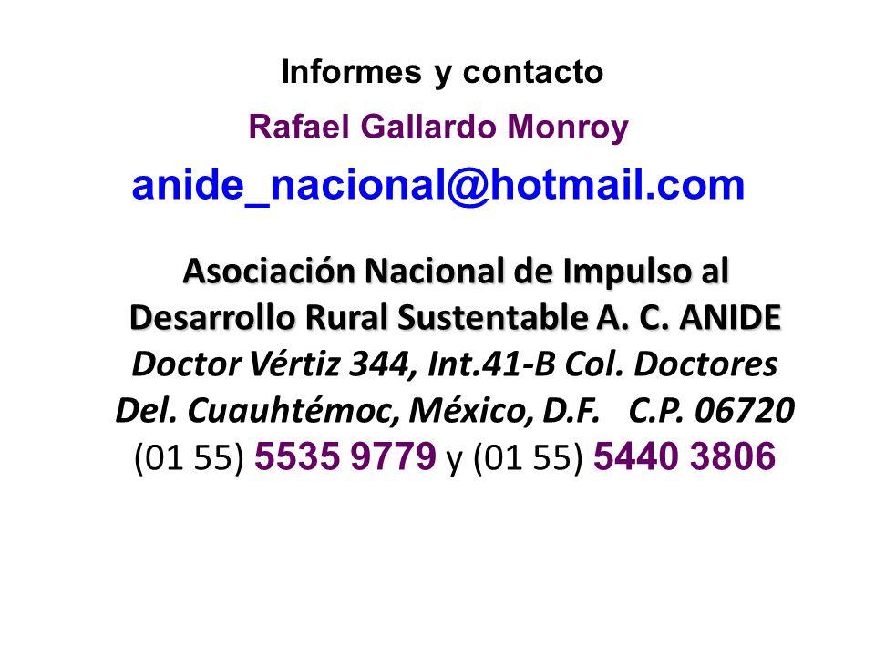 Rafael Gallardo Monroy