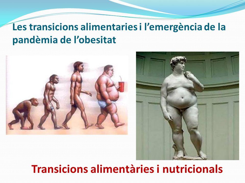 Transicions alimentàries i nutricionals