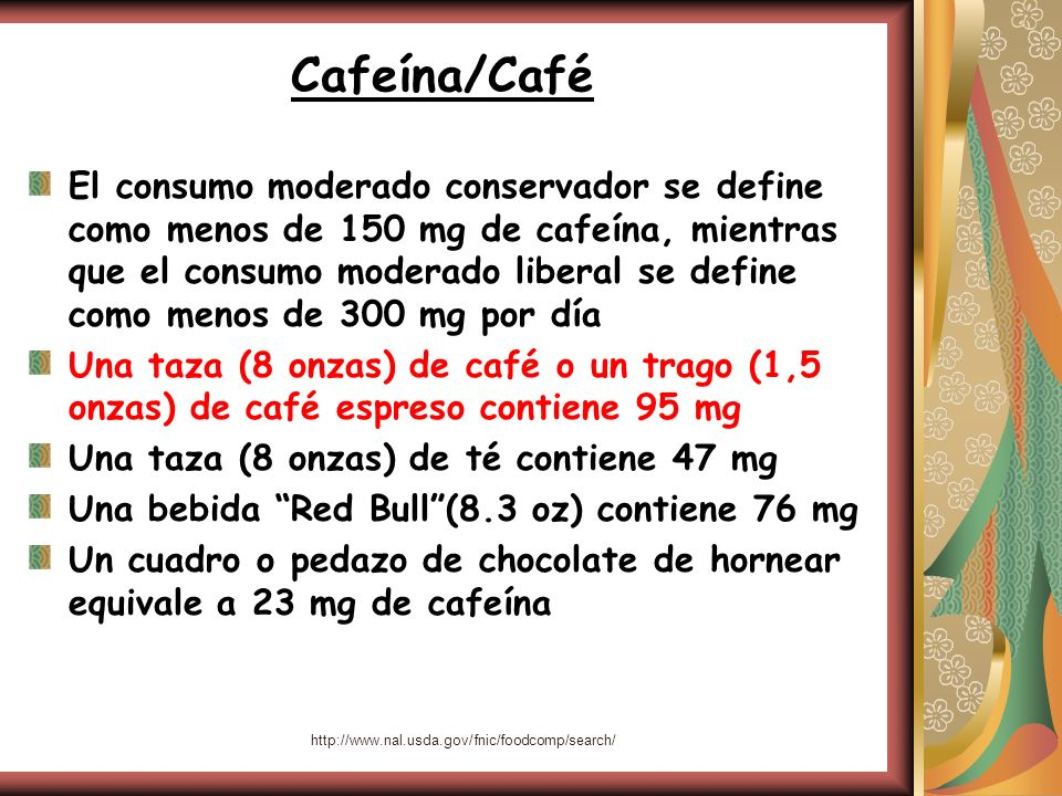Cafeína/Café