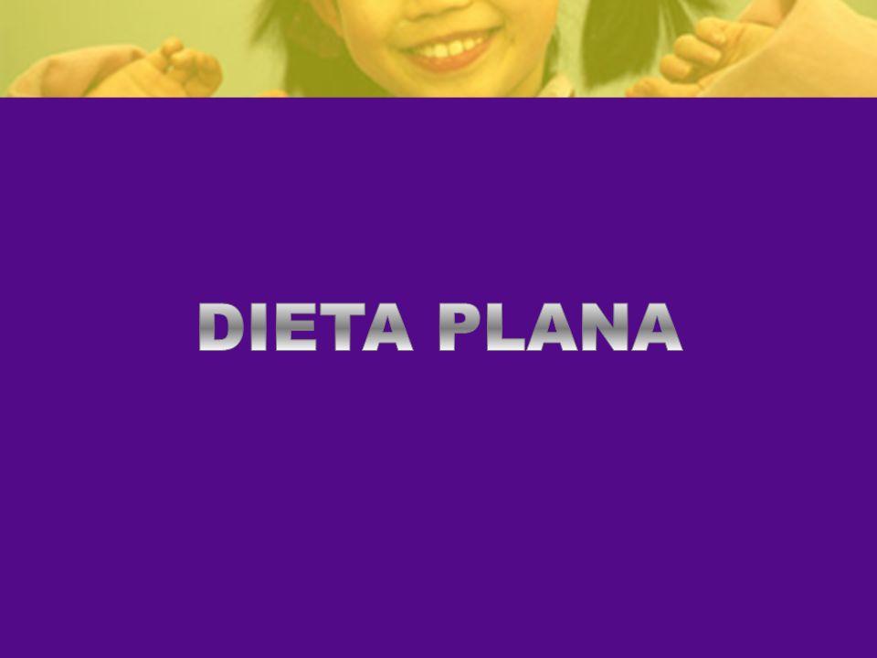 DIETA PLANA