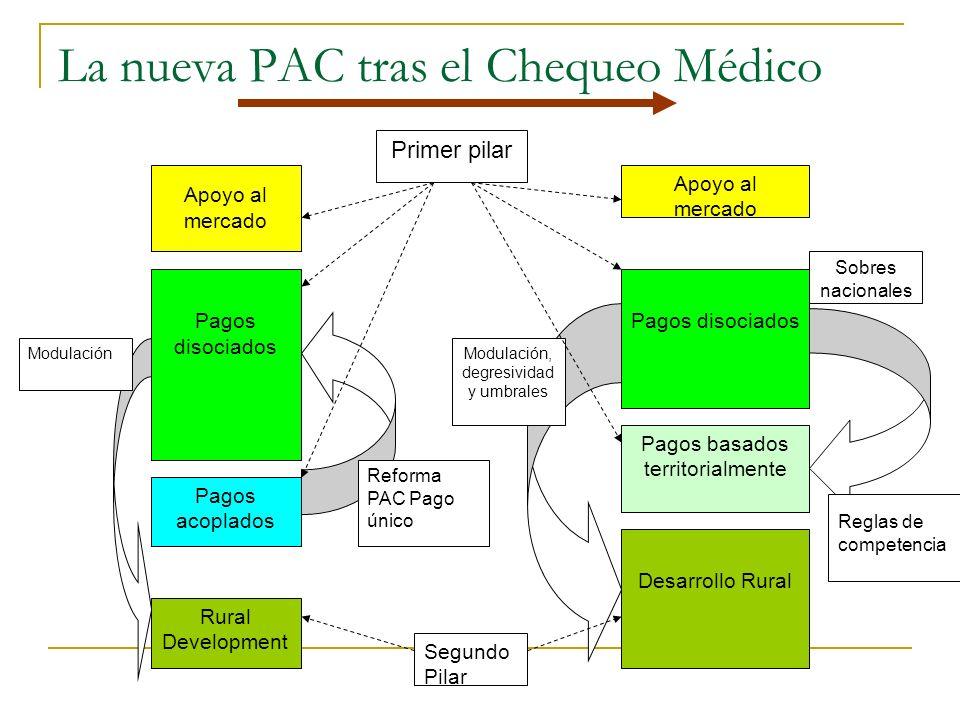 La nueva PAC tras el Chequeo Médico