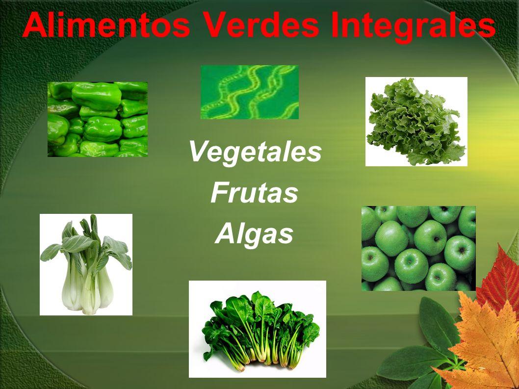 Alimentos Verdes Integrales