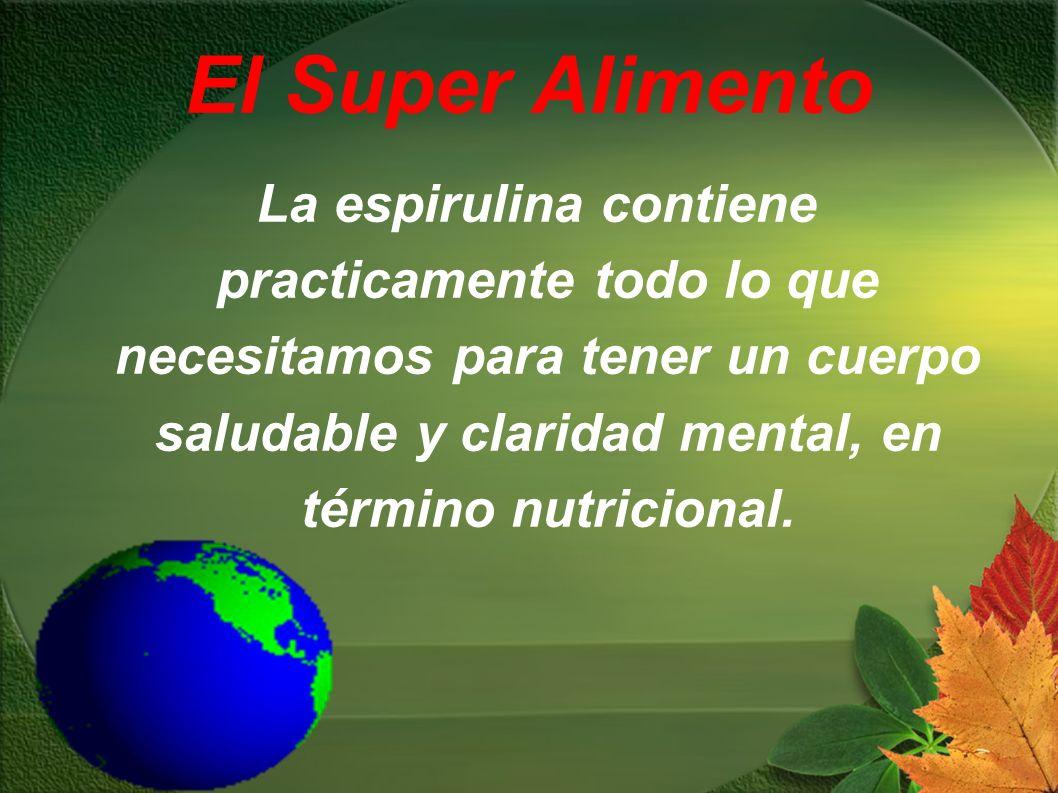 El Super Alimento