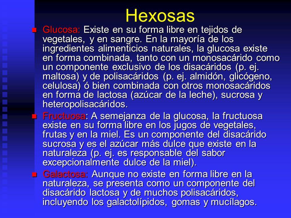 Hexosas