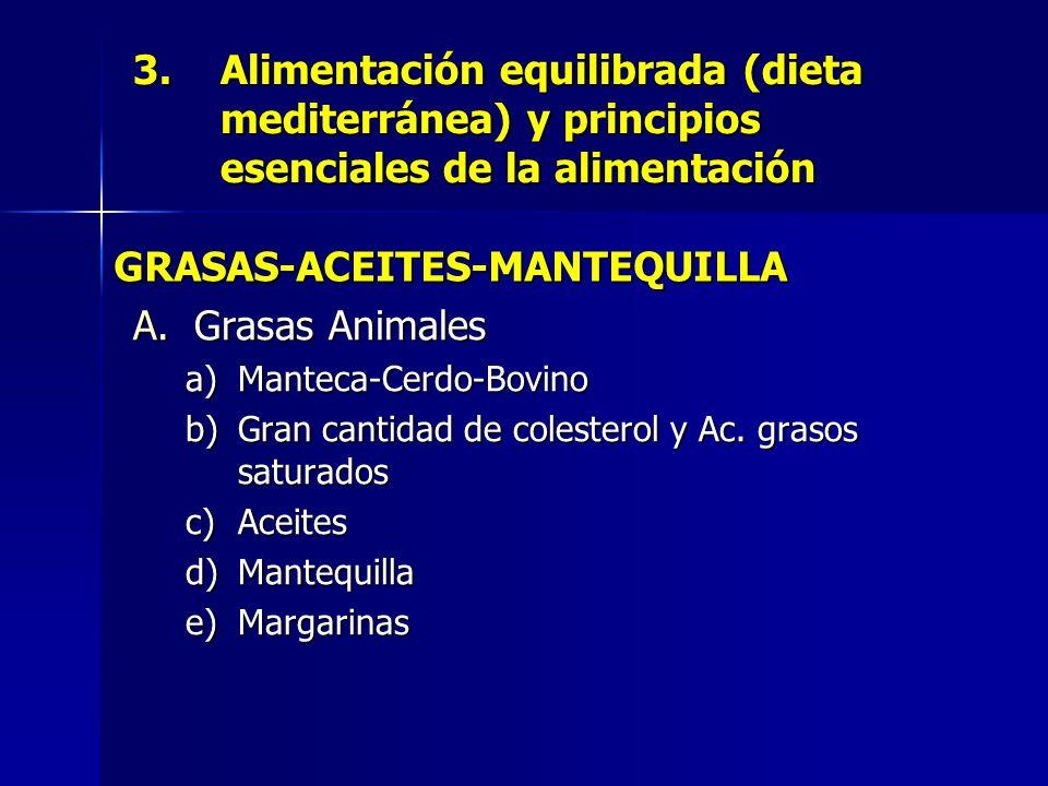 GRASAS-ACEITES-MANTEQUILLA