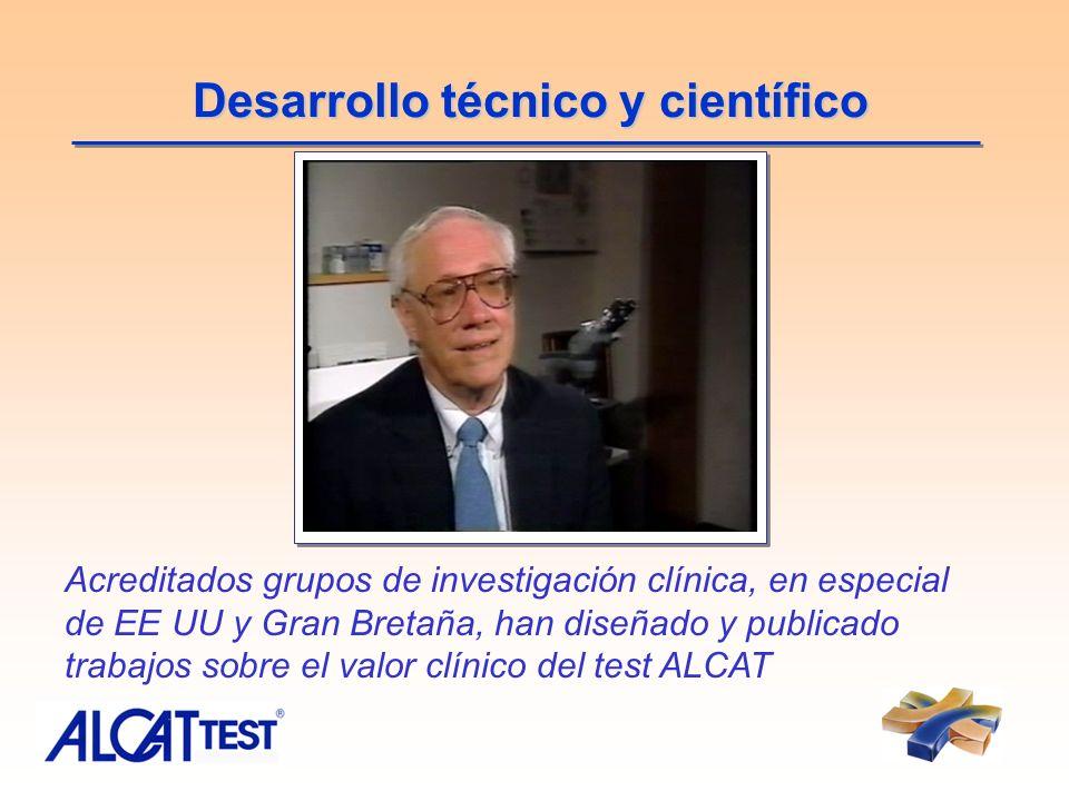 Desarrollo técnico y científico