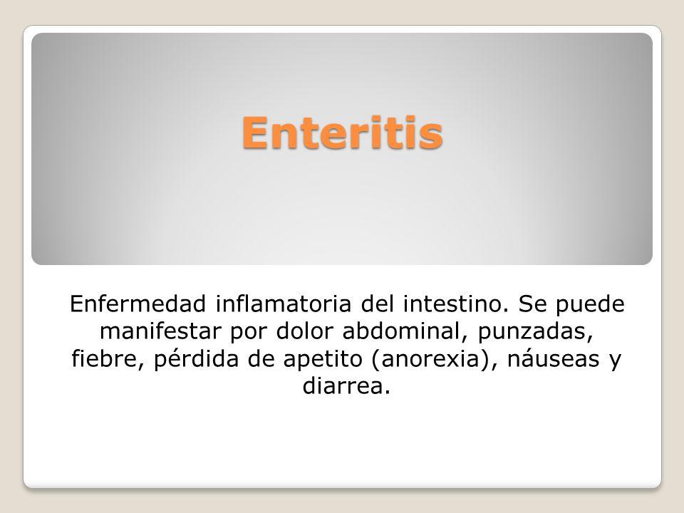 Enteritis