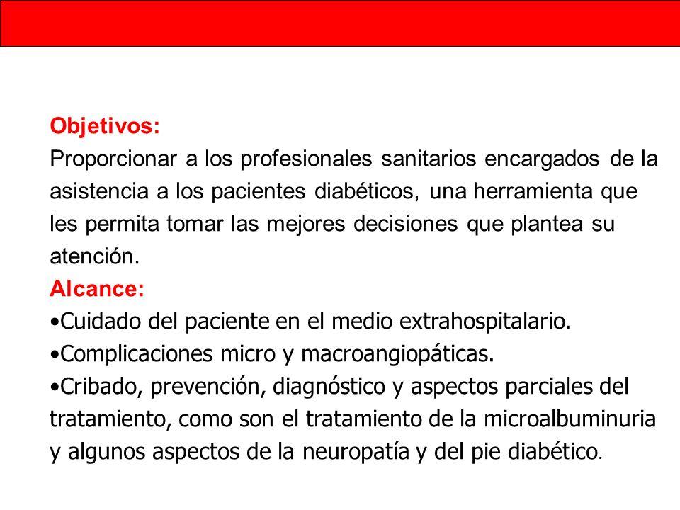 Cuidado del paciente en el medio extrahospitalario.