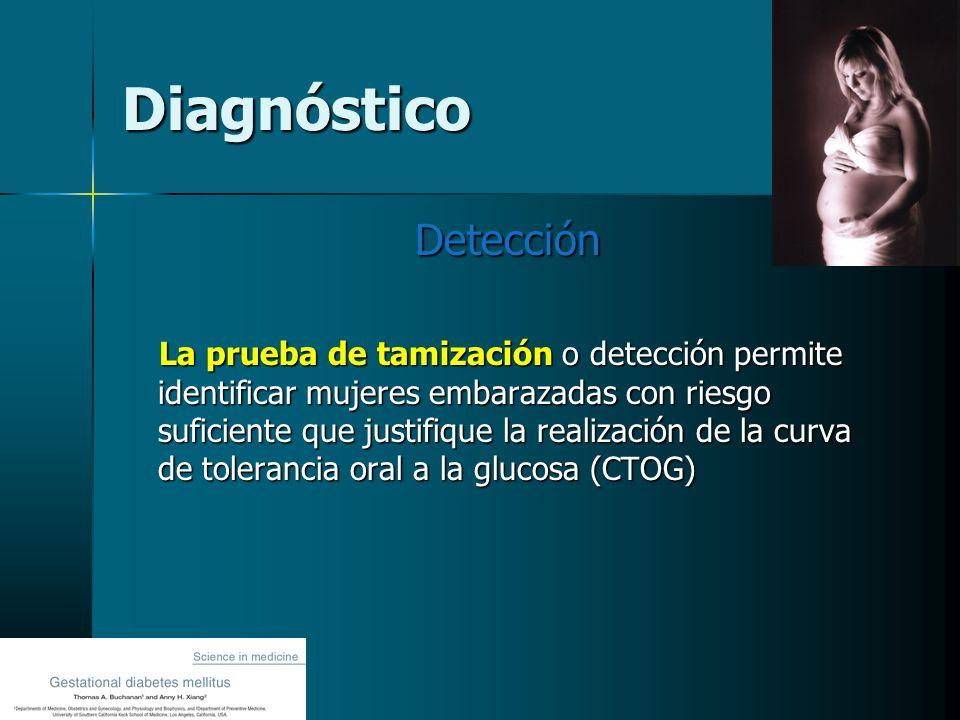 Diagnóstico Detección