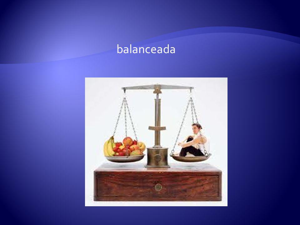 balanceada