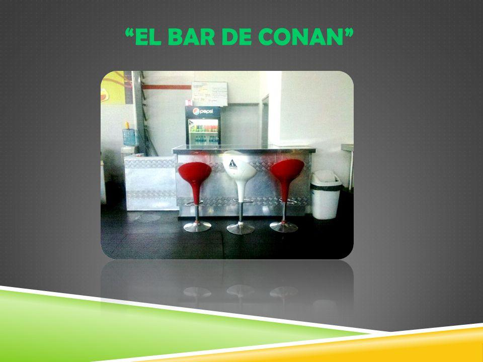 EL BAR DE CONAN