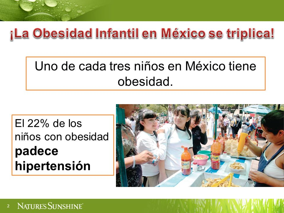 ¡La Obesidad Infantil en México se triplica!