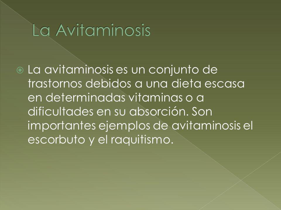La Avitaminosis