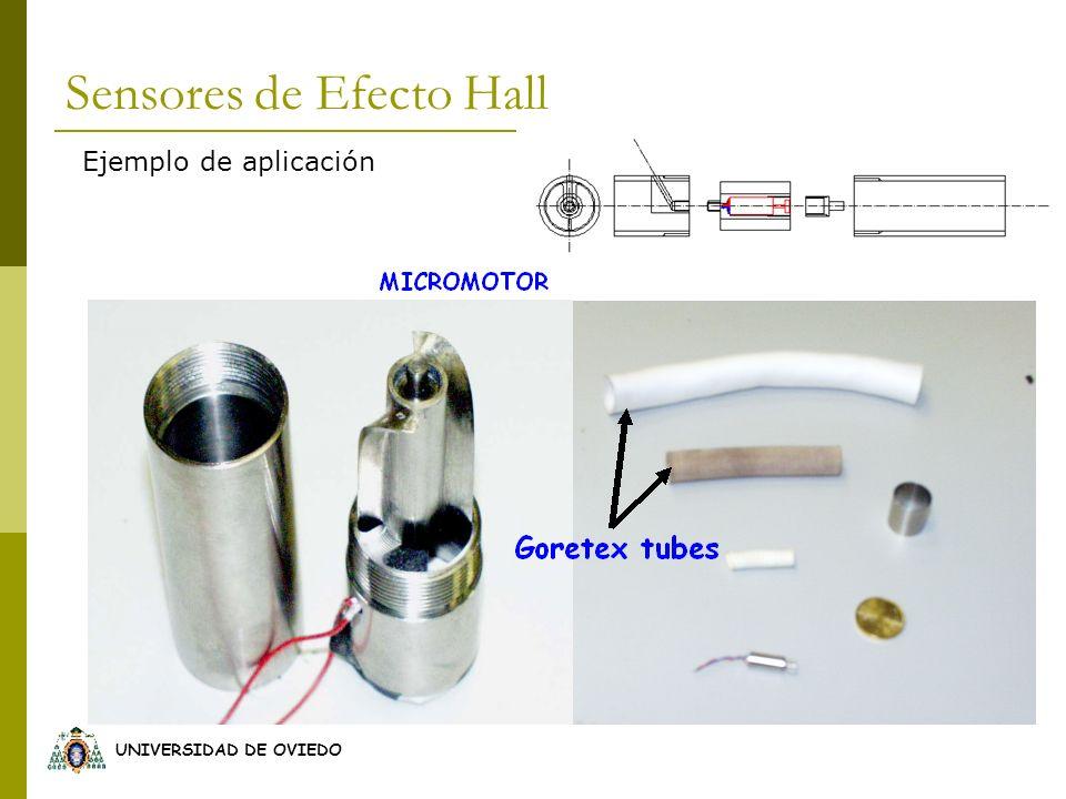 Sensores de Efecto Hall