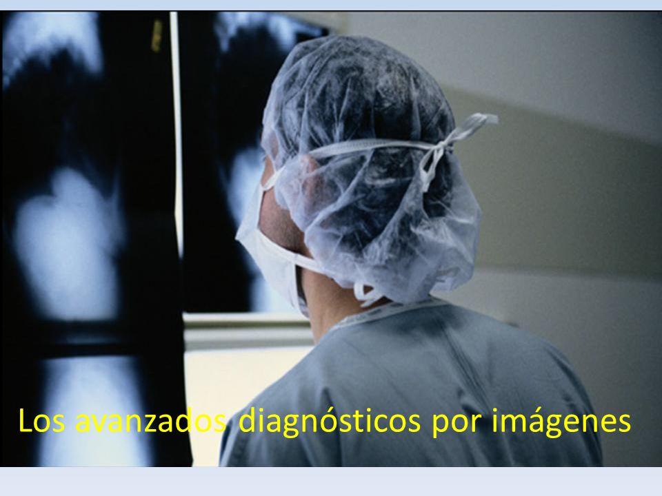 Los avanzados diagnósticos por imágenes