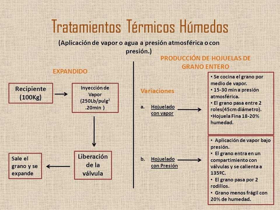 Tratamientos Térmicos Húmedos