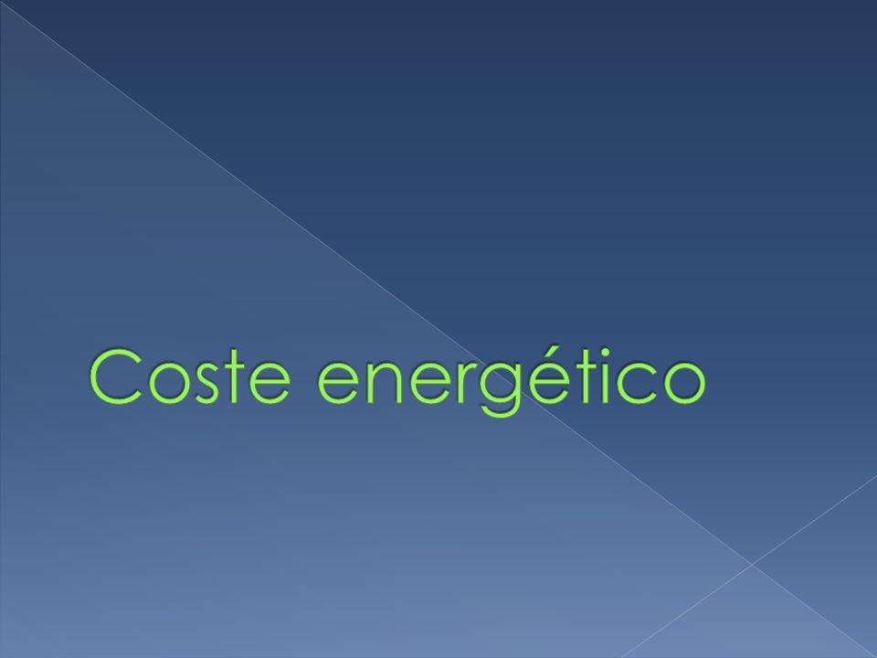 Coste energético