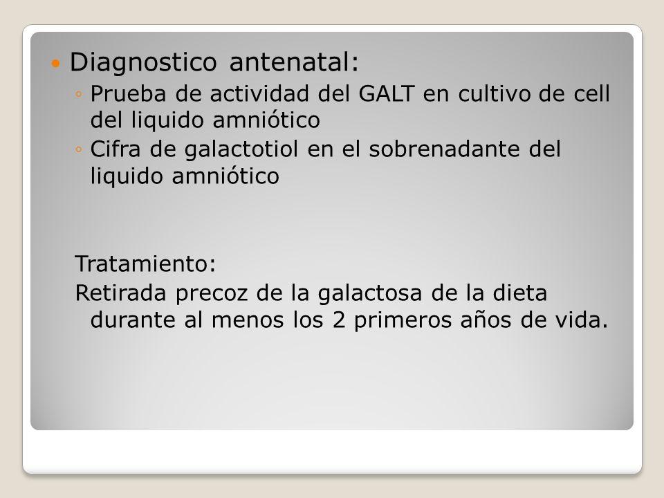 Diagnostico antenatal: