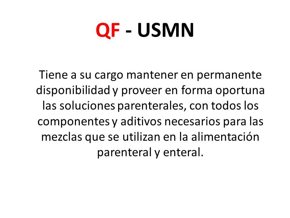 QF - USMN