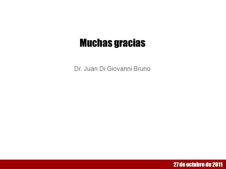 Dr. Juan Di Giovanni Bruno