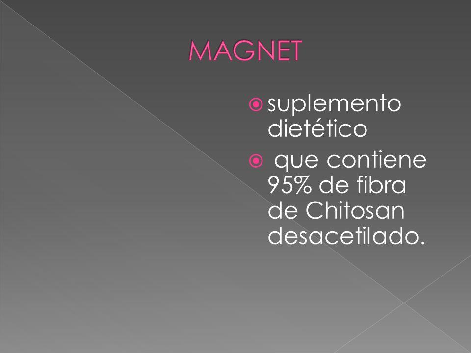 MAGNET suplemento dietético