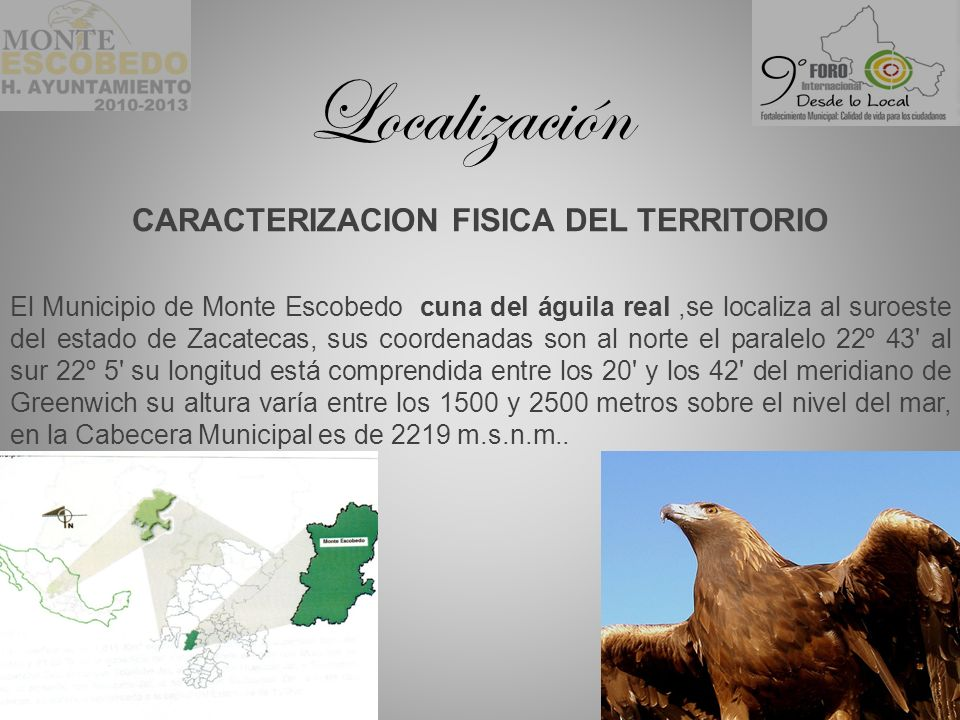 CARACTERIZACION FISICA DEL TERRITORIO