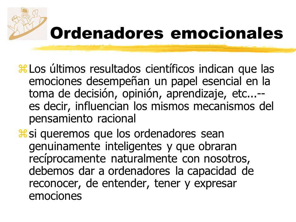Ordenadores emocionales
