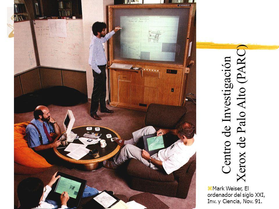Xerox de Palo Alto (PARC) Centro de Investigación