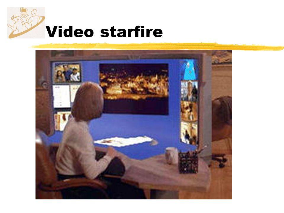 Video starfire