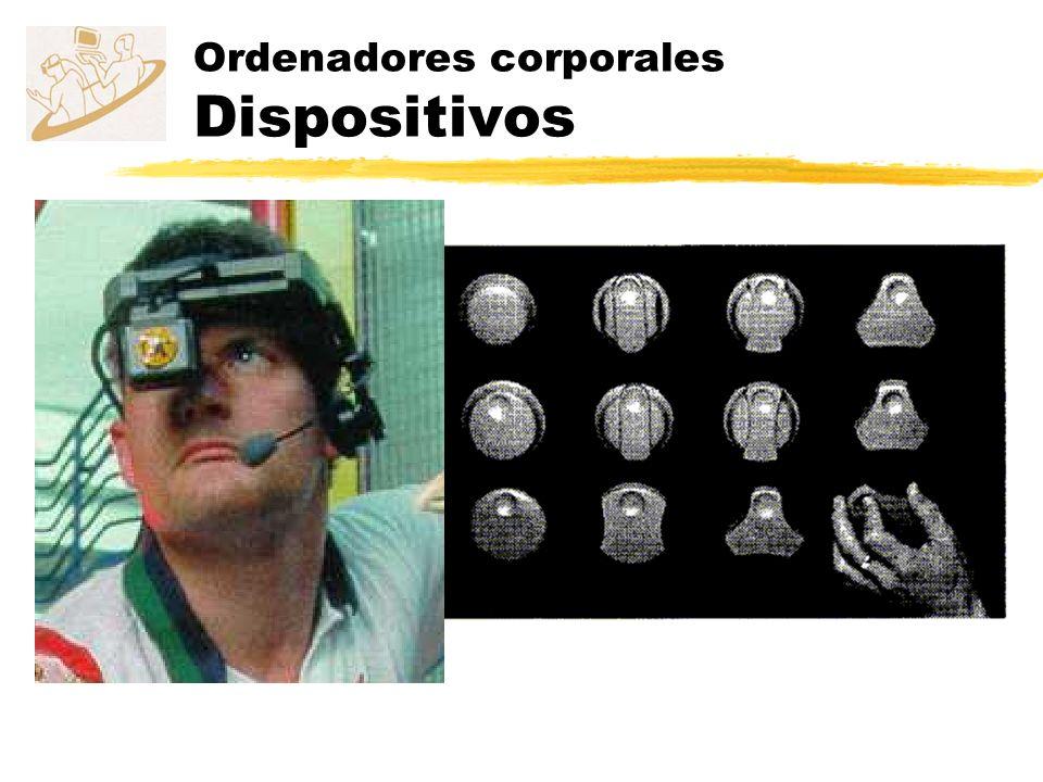 Ordenadores corporales Dispositivos