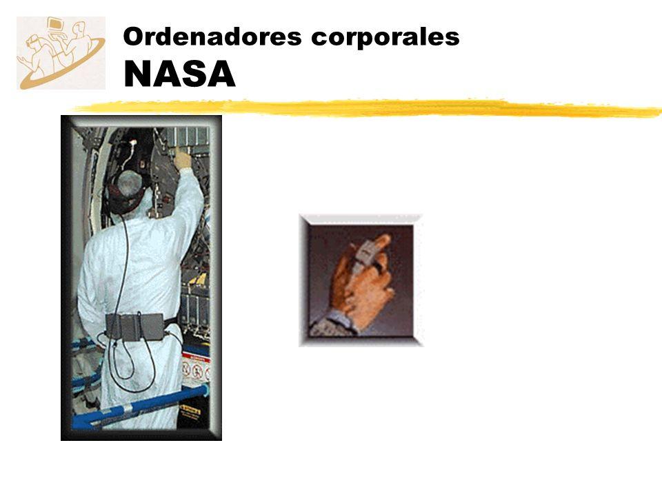 Ordenadores corporales NASA
