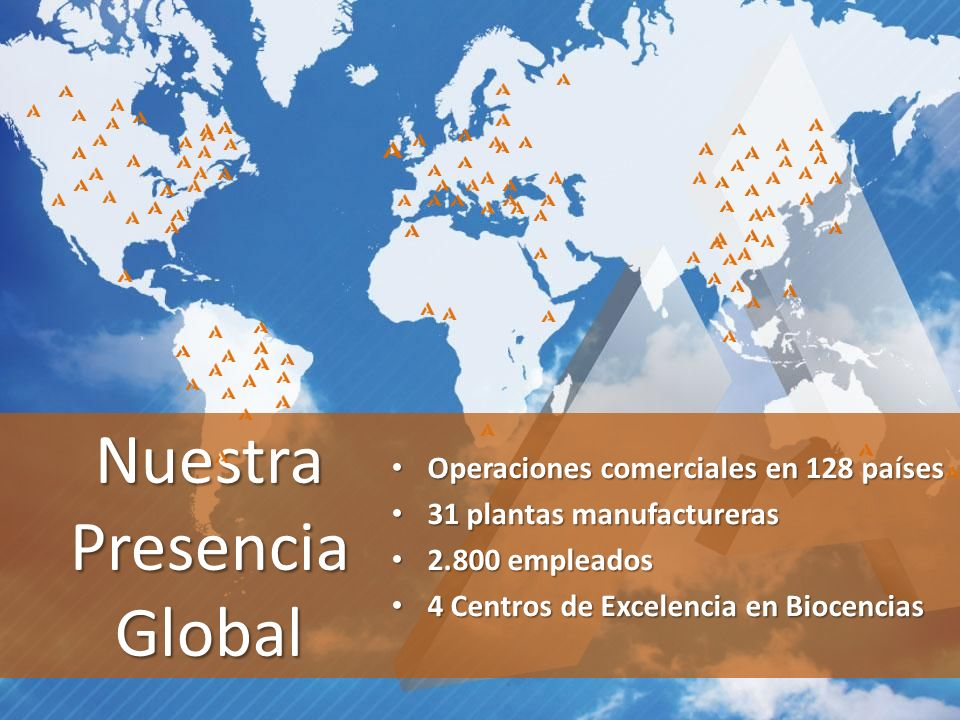 Nuestra Presencia Global