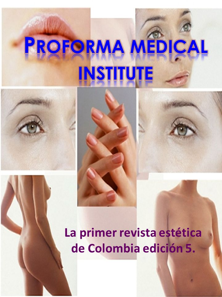 Proforma medical institute