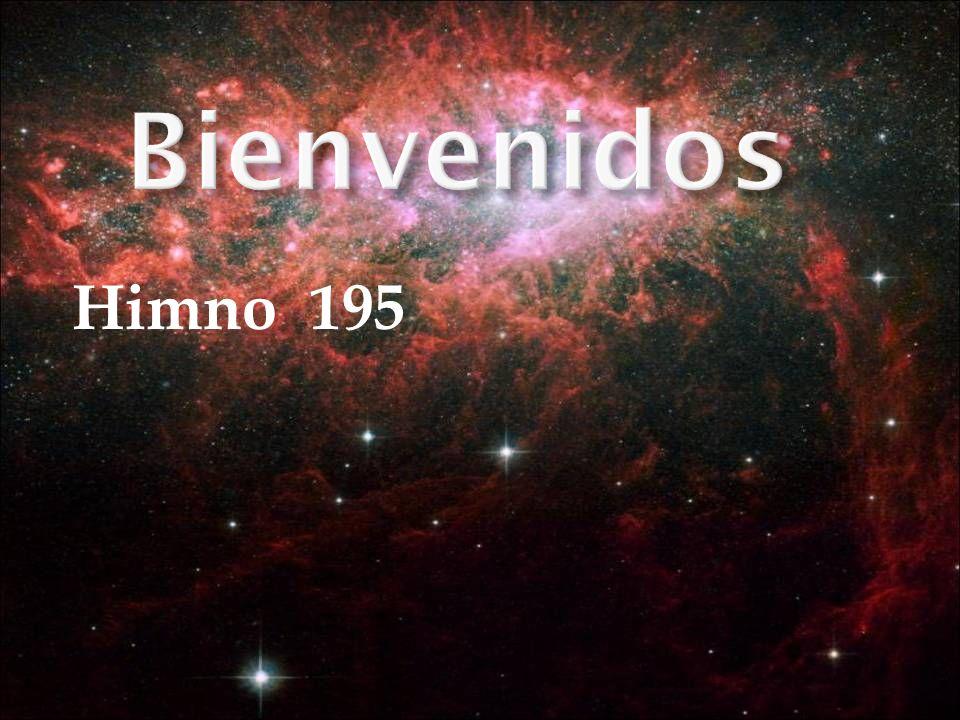 Bienvenidos Himno 195