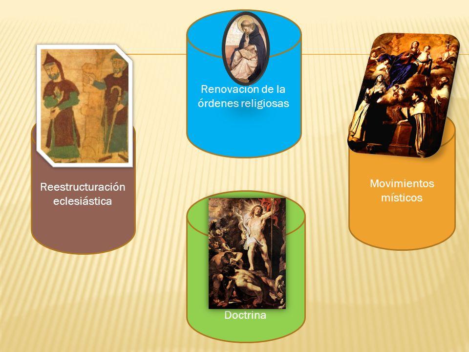 Renovación de la órdenes religiosas