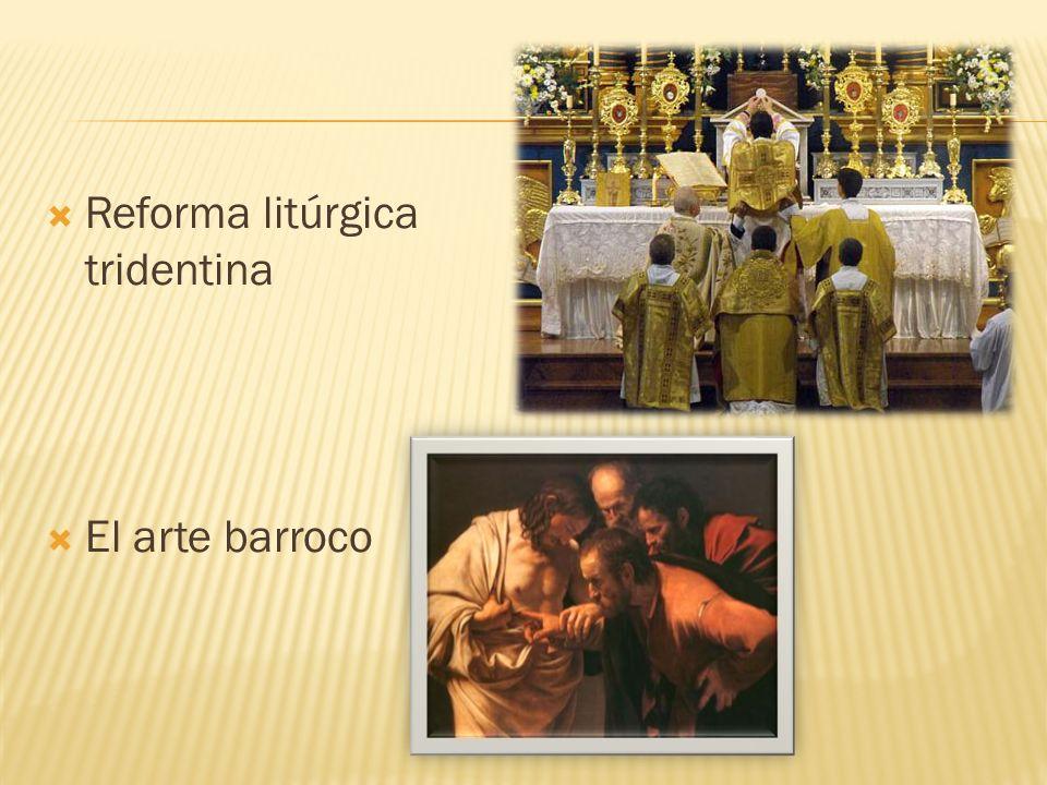 Reforma litúrgica tridentina