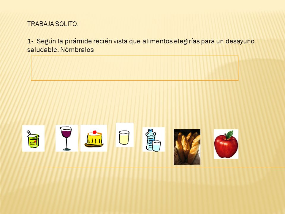 TRABAJA SOLITO. 1-.