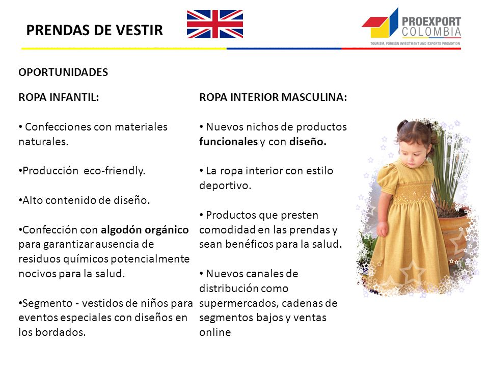 PRENDAS DE VESTIR OPORTUNIDADES ROPA INFANTIL: