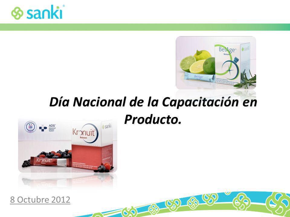 Día Nacional de la Capacitación en Producto.