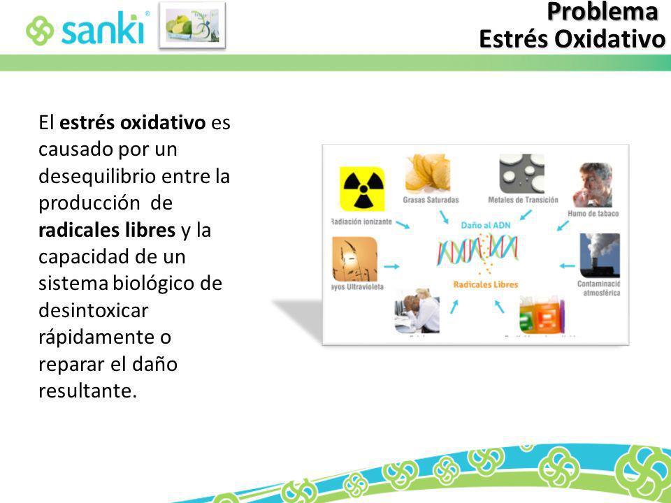 Problema Estrés Oxidativo