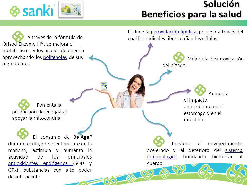 Beneficios para la salud
