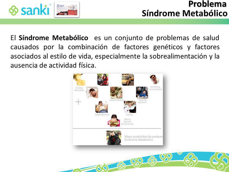 Problema Síndrome Metabólico