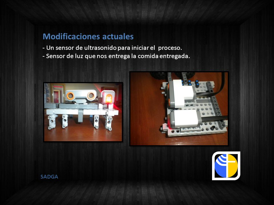 Modificaciones actuales