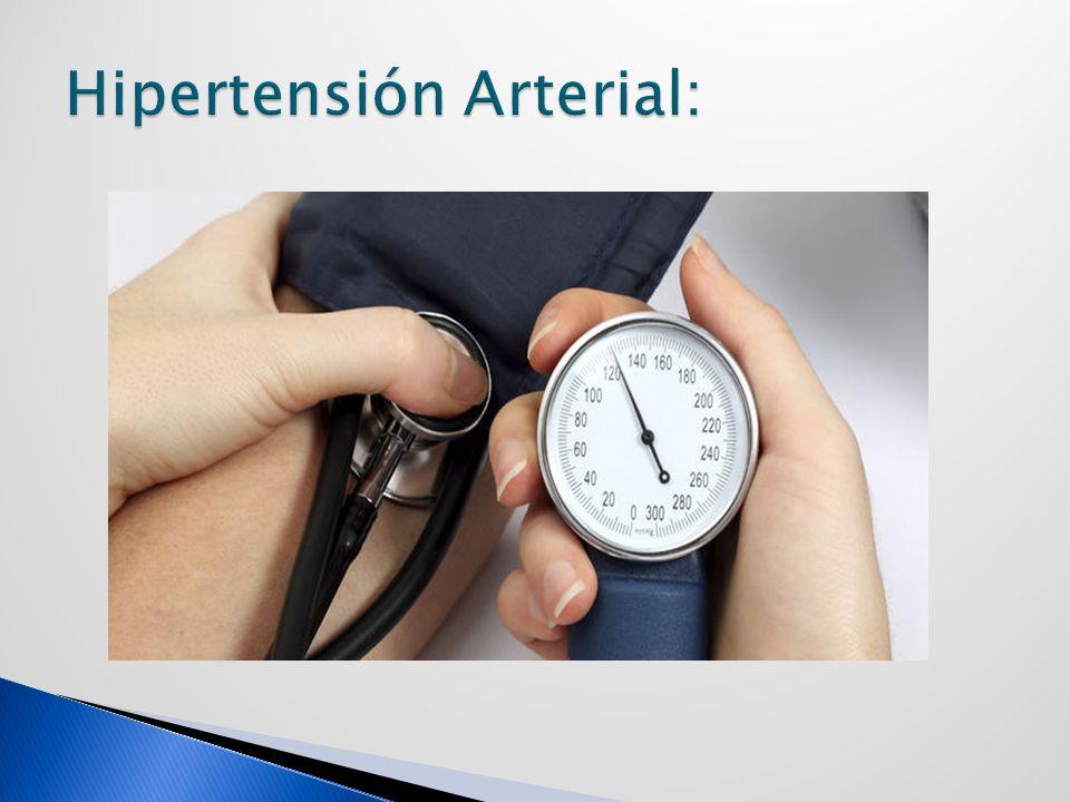 Hipertensión Arterial:
